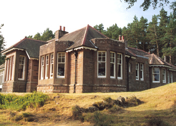 Tigh an Ab - An Edwardian Lodge in the Scottish Highlands